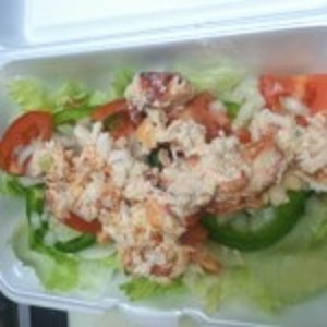 lobstergardensalad
